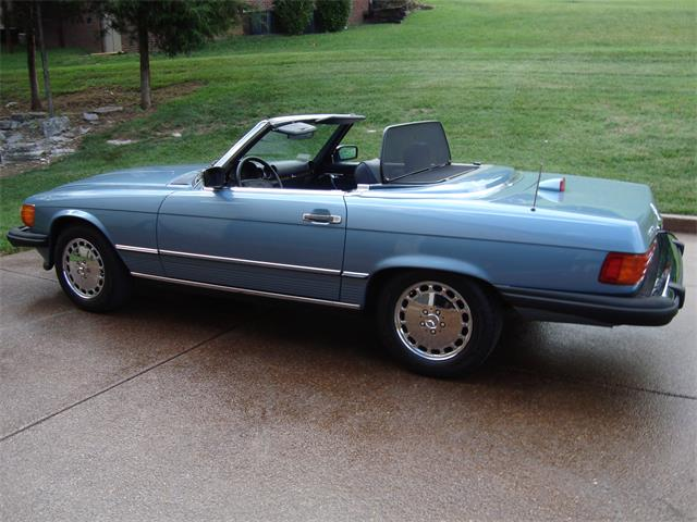 1987 Mercedes-Benz 560SL | 881722