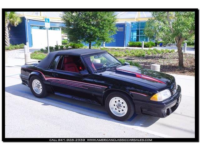 1987 Ford Mustang | 881727