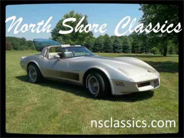 1982 Chevrolet Corvette | 881731