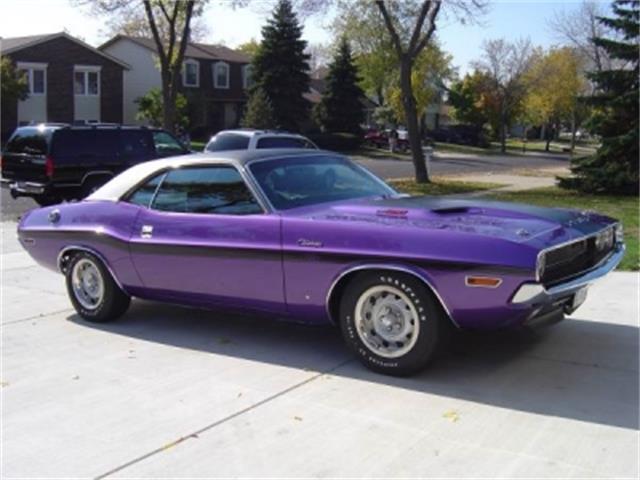 1970 Dodge Challenger | 881732
