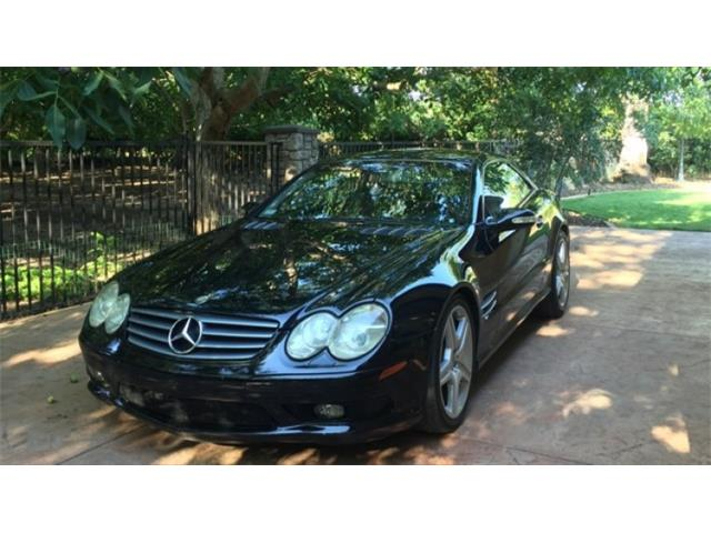2003 Mercedes-Benz SL500 | 881736