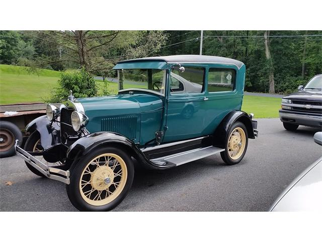 1928 Ford Model A | 881742