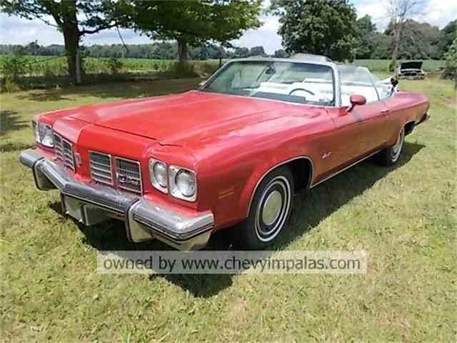 1975 Oldsmobile Delta 88 Royale | 881745