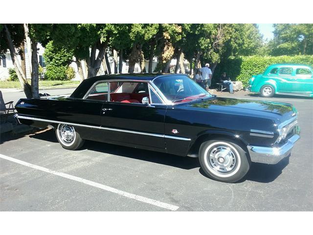 1963 Chevrolet Impala SS | 881747