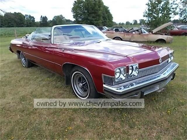 1974 Buick LeSabre | 881749