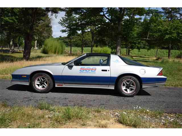 1982 Chevrolet Camaro | 881750