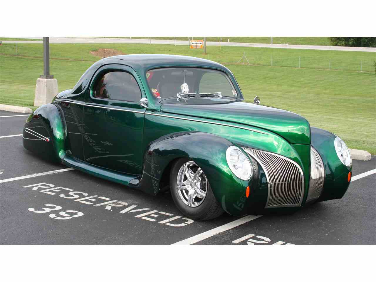 1939 Lincoln Zephyr For Sale Classiccars Com Cc 881751