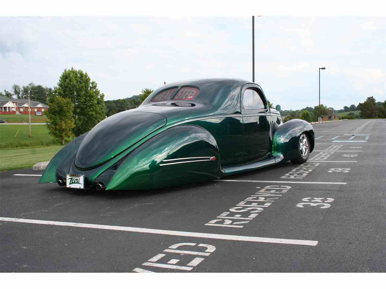 Large Picture of '39 Zephyr - IWD3