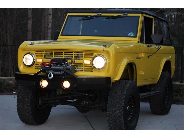 1973 Ford Bronco | 881753