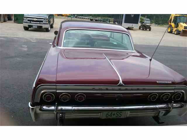 Classic Chevrolet Impala Ss For Sale On Classiccars Com