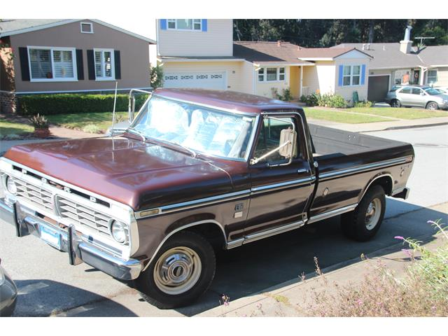1974 Ford F350 | 881755