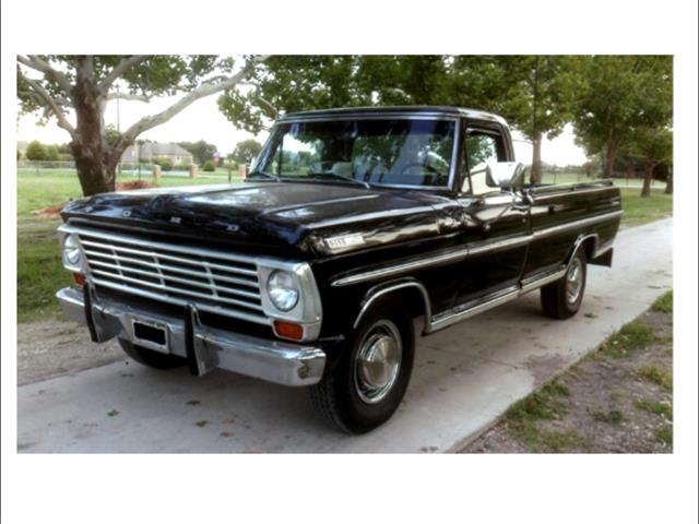 1967 Ford F250 | 881757