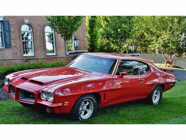1972 Pontiac GTO | 881762