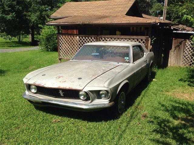 1969 Ford Mustang | 881763