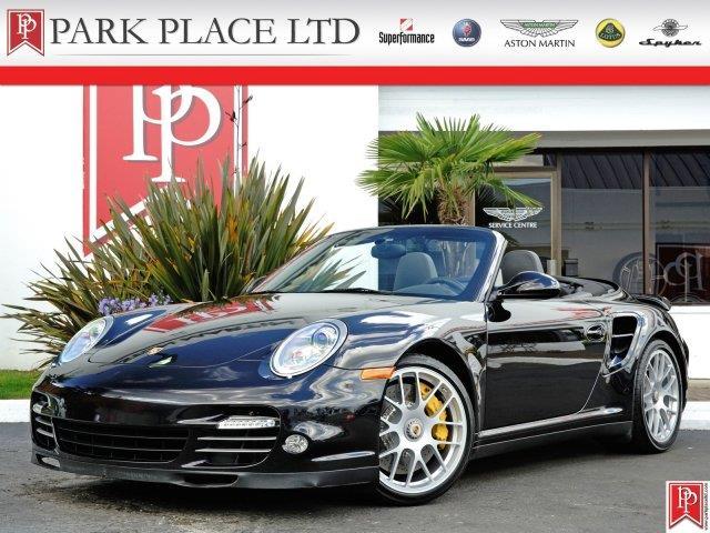 2011 Porsche 911 Turbo S Cabriolet | 881767