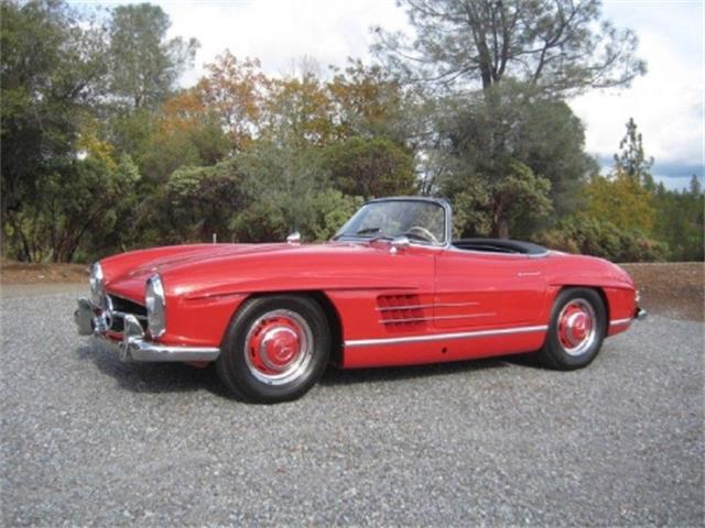 1957 Mercedes-Benz 300SL | 881782