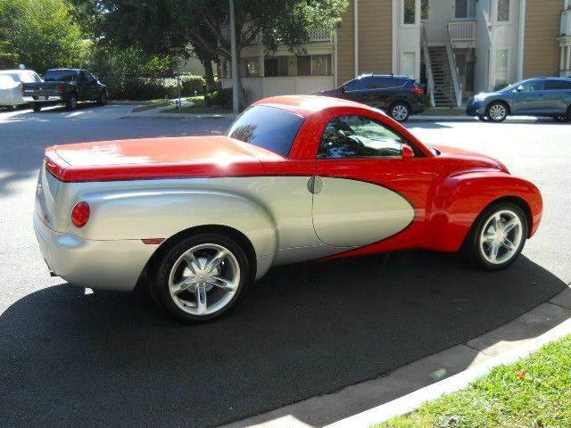 2003 chevrolet ssr for sale cc 881787 for Allen motors thousand oaks
