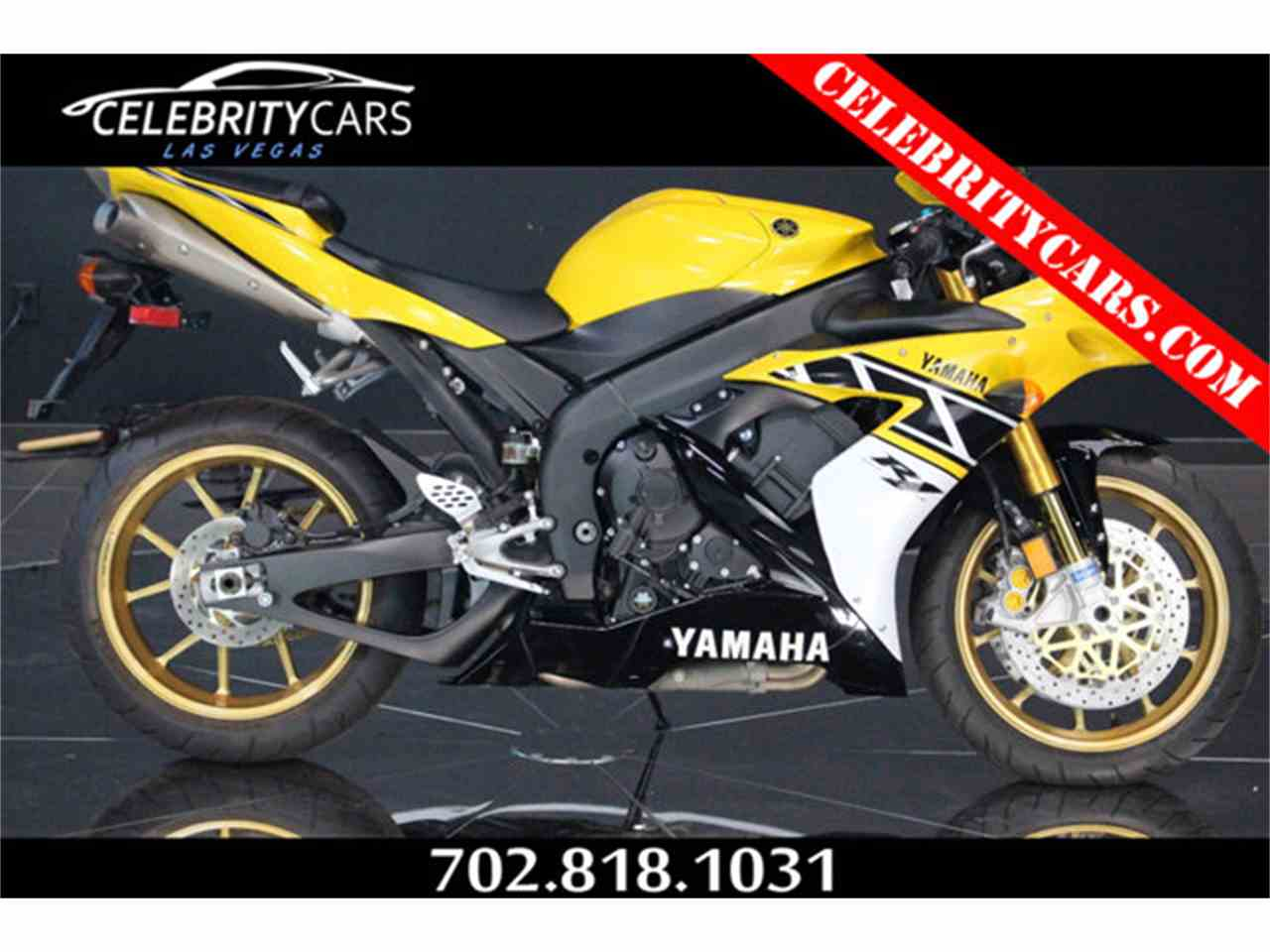 2006 Yamaha Motorcycle for Sale - CC-881793