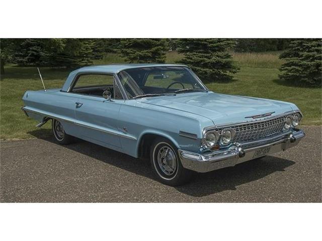 1963 Chevrolet Impala | 881808