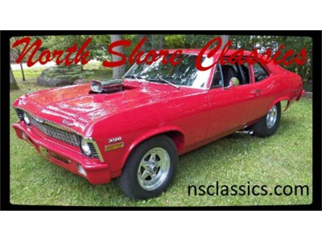 1972 Chevrolet Nova | 881811