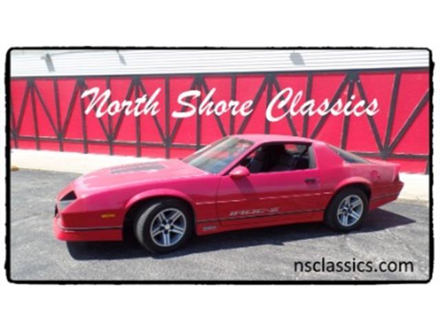 1987 Chevrolet Camaro | 881815