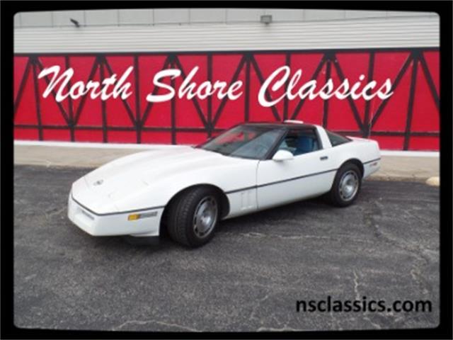 1986 Chevrolet Corvette | 881816