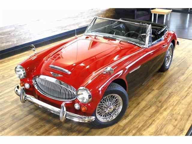 1967 Austin-Healey 3000 BJ8 MK III | 881820