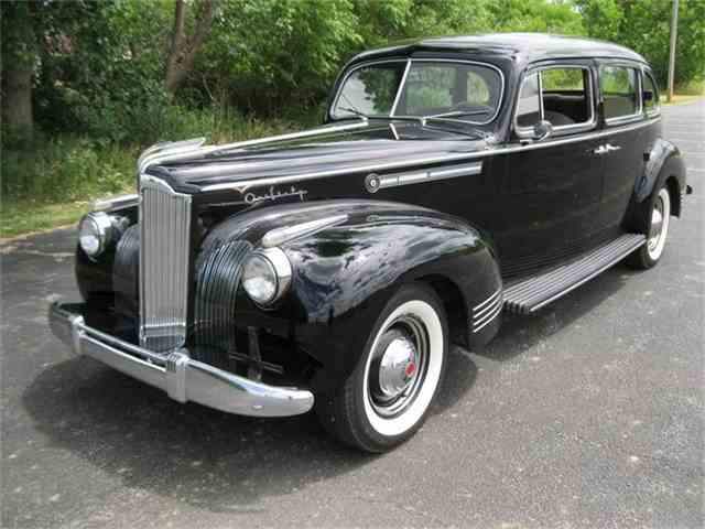 1941 Packard 160 Sedan...All Original 28,000 Miles | 881821