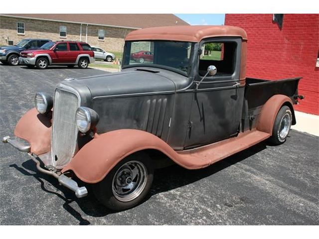 1935 Chevrolet 1/2 Ton Shortbox | 881829