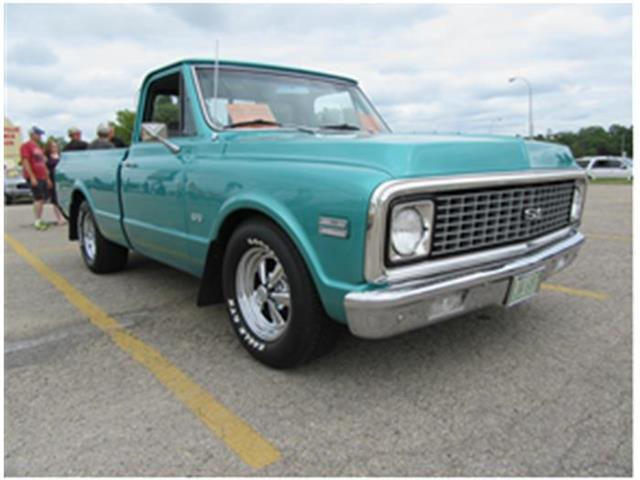 1971 Chevrolet C10 | 881835