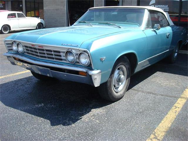 1967 Chevrolet Chevelle | 881838