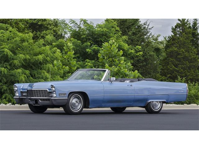1968 Cadillac DeVille | 881839