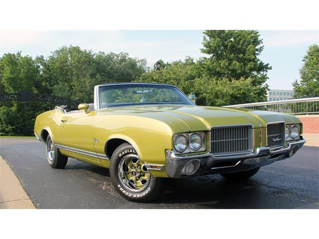 1971 Oldsmobile Cutlass Supreme | 881840