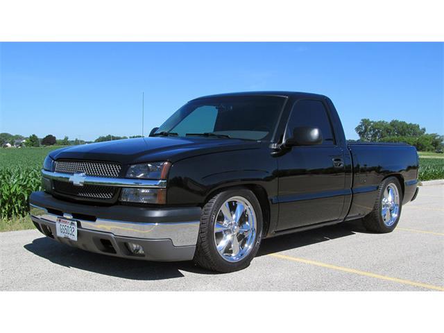 2003 Chevrolet Silverado | 881842