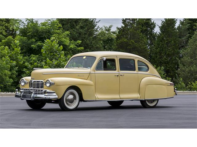 1947 Lincoln Zephyr | 881843