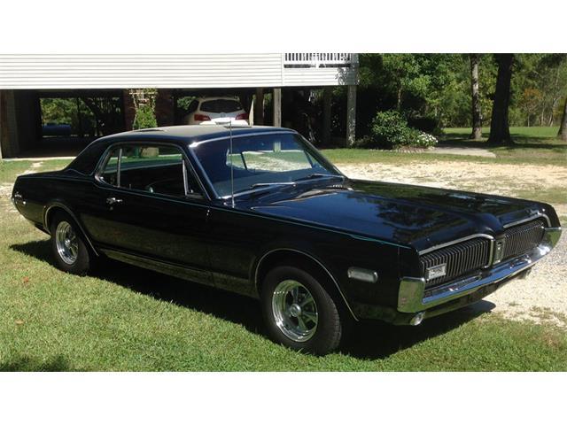 1968 Mercury Cougar | 881844