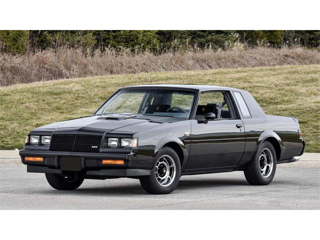 1987 Buick Grand National | 881850