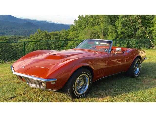 1968 Chevrolet Corvette | 881857