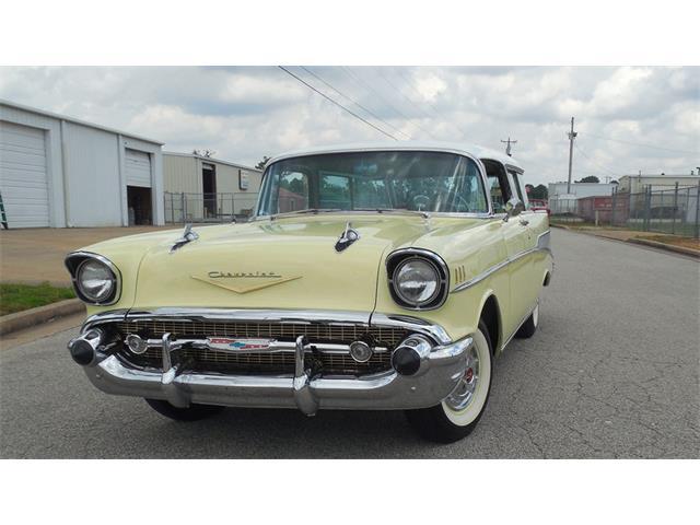 1957 Chevrolet Nomad | 881866
