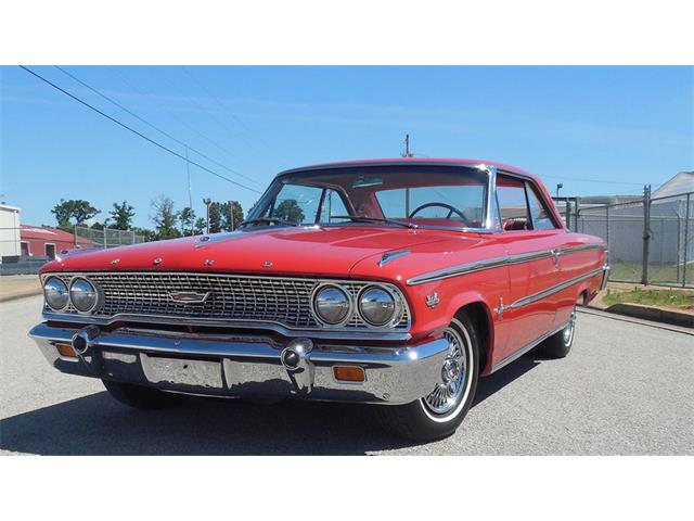 1963 Ford Galaxie 500 XL | 881872
