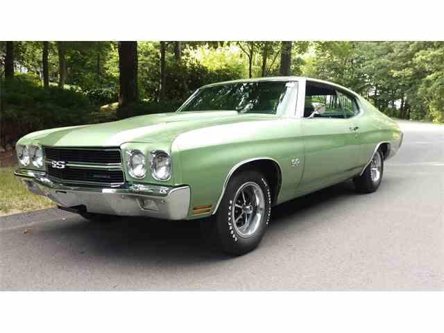 1970 Chevrolet Chevelle SS | 881877