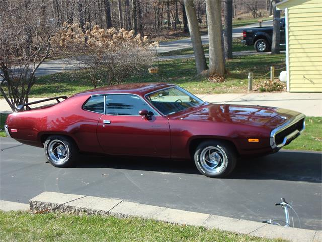 1972 Plymouth Satellite | 881881
