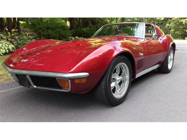 1972 Chevrolet Corvette Stingray | 881882