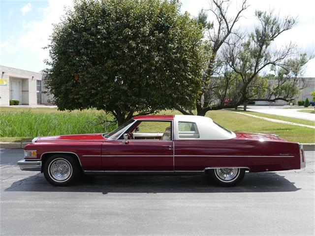 1975 Cadillac Coupe DeVille | 881889