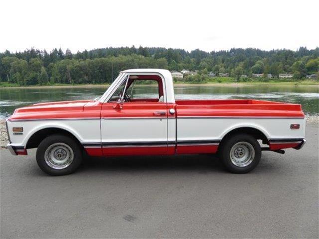 1971 Chevrolet C10 | 881890