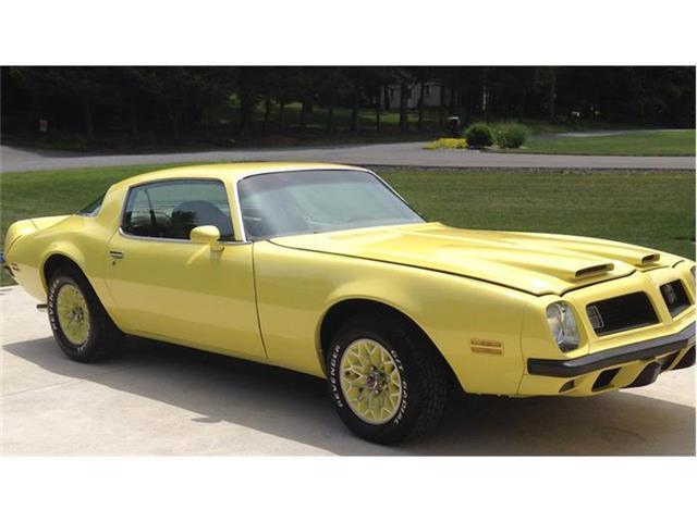 1975 Pontiac Firebird | 880019
