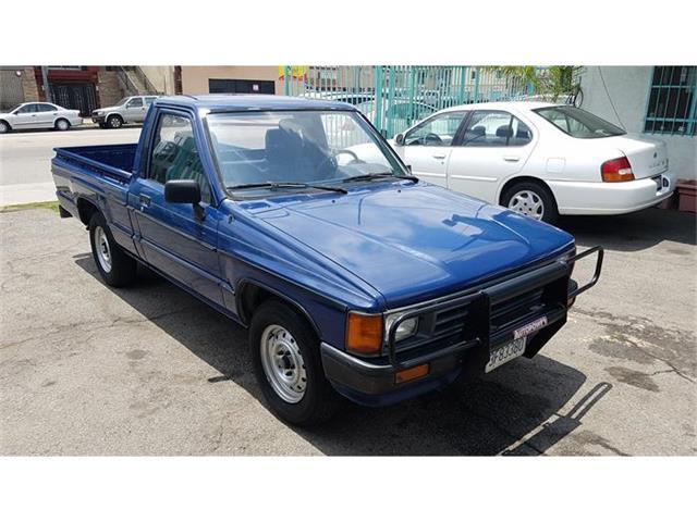 1987 Toyota Pickup | 881901
