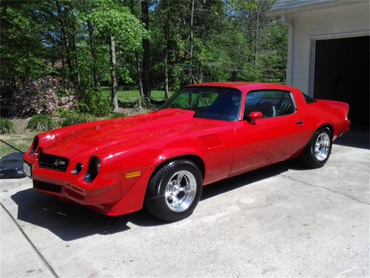 1979 chevrolet camaro z28 for sale cc 881905. Black Bedroom Furniture Sets. Home Design Ideas