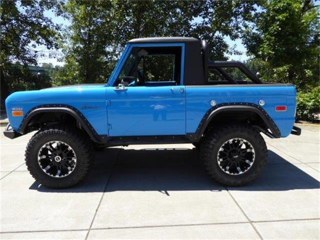 1971 Ford Bronco | 881911