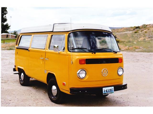 1976 Volkswagen Westfalia Camper | 881917